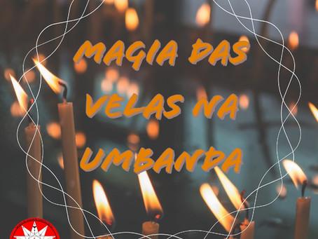 Magia das velas na Umbanda