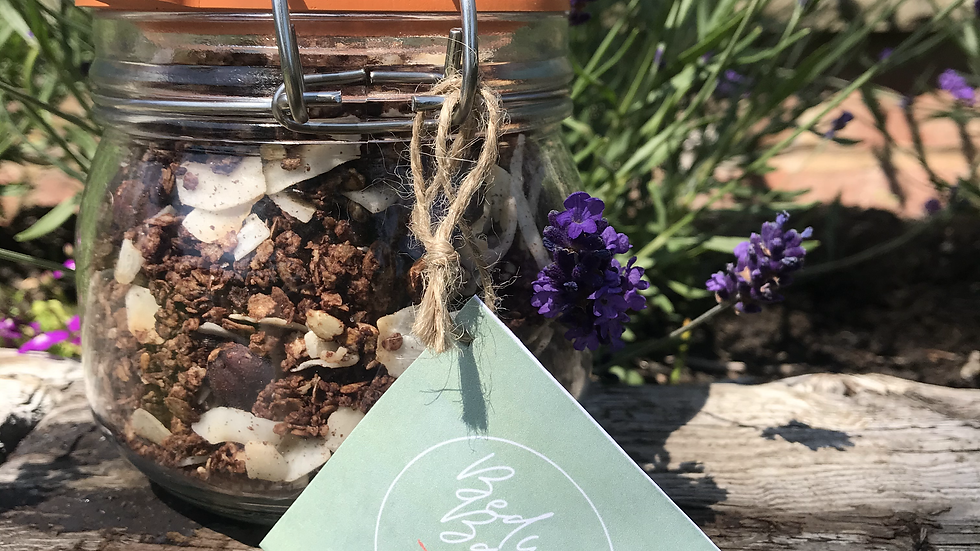400g Cacao and Coconut Granola