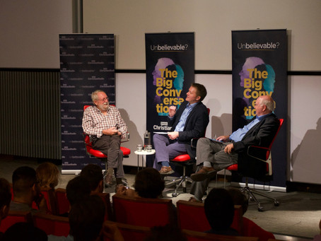 Michael Ruse vs John Lennox: What I learned and why it matters