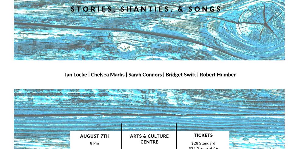 Newfoundland: Stories, Shanties & Songs