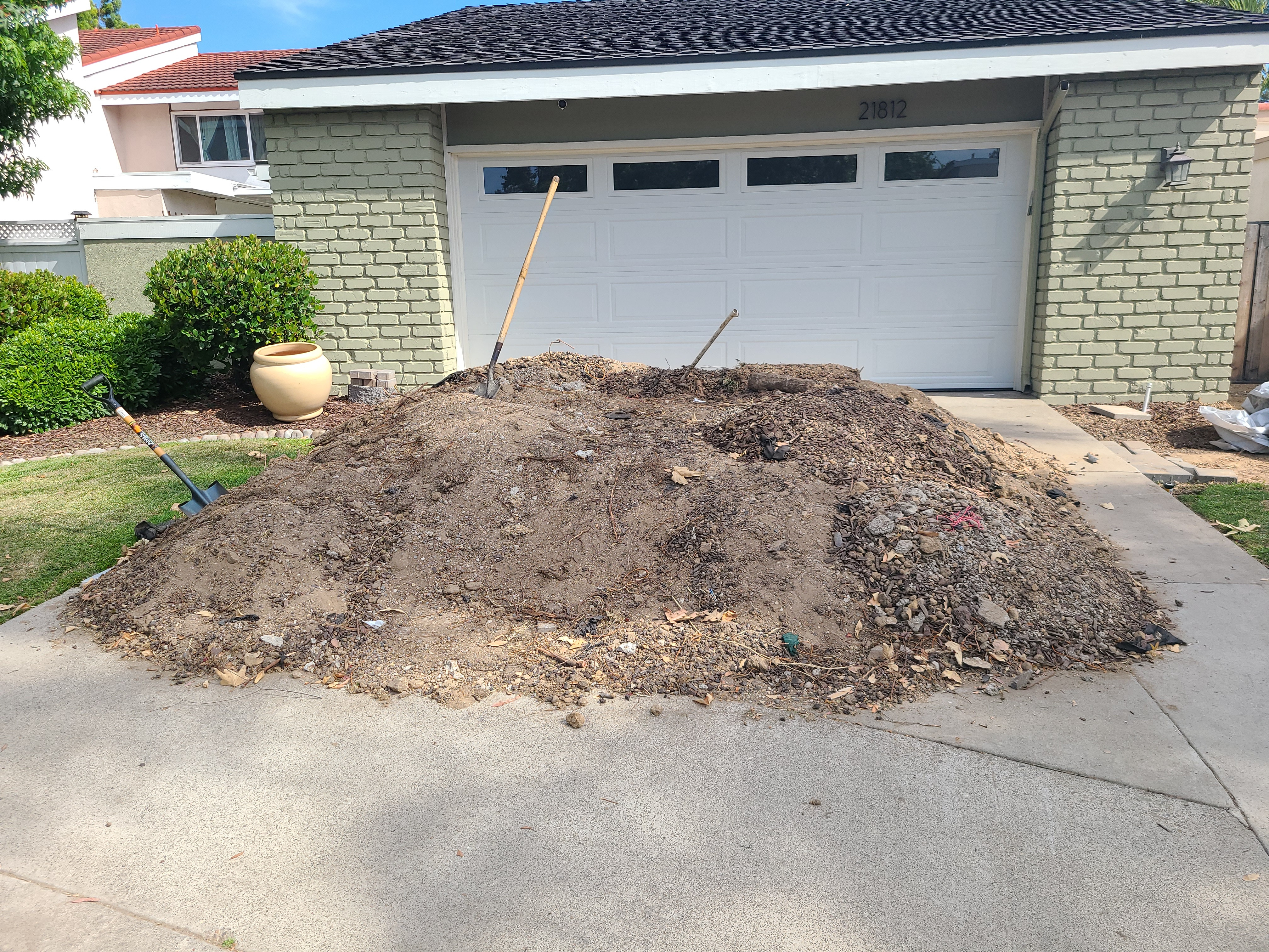 Dirt Removal