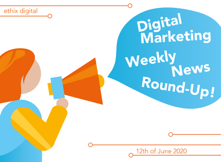 Weekly Digital Marketing News Round-Up | June 12th