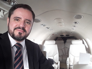 Professor de Direito Aeronáutico é empossado em comissão temática da OAB Nacional
