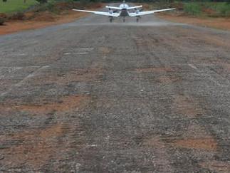 TJGO manda seguradora indenizar dono de aeronave que fez pouso de emergência em pista interditada
