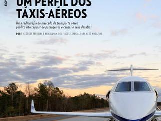 Um perfil dos táxis-aéreos