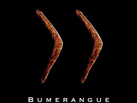 "Novo EP da banda The Bombers, ""Bumerangue"""
