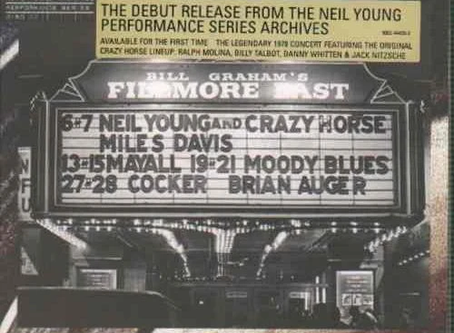 Dica Aleatória #1: Neil Young and Crazy Horse