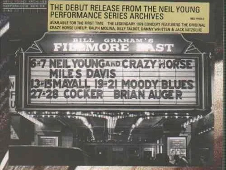 Dica Aleatória #1: Neil Young and Crazy Horse