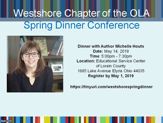 Dinner With Author Michelle Houts