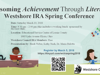 Counting The Days To...Spring Conference