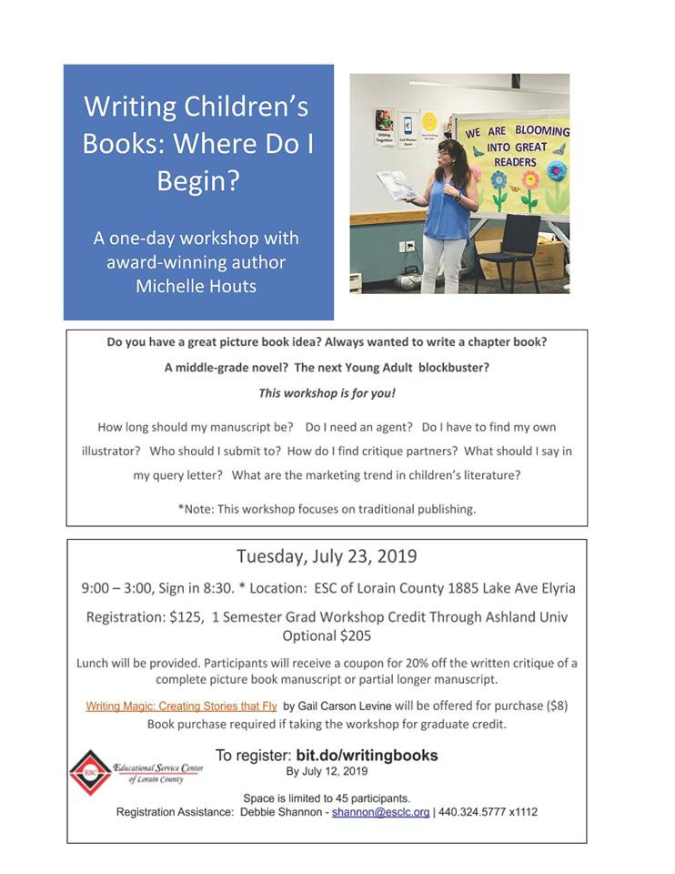 Have you always dreamed of being an children's book author?  You won't want to miss this opportunity.