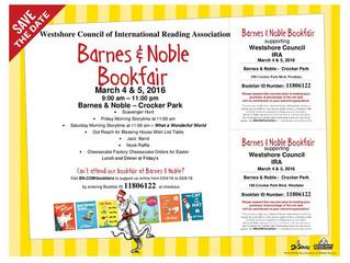 Fundraiser at Barnes & Noble Crocker Park