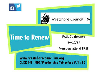 Time to Renew Your Membership!