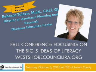 Fall Conference-10/6/18