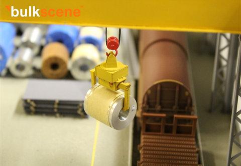 Coil Handling Crane Attachment
