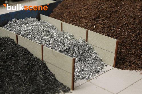 Scrap Aluminium Loose Fill - Fine Grade