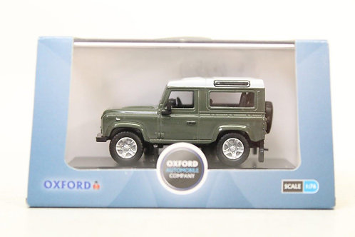 Oxford Land Rover Defender 90 Station Wagon 2013 M14