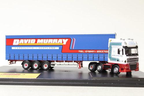 Oxford David Murray DAF Lorry D2