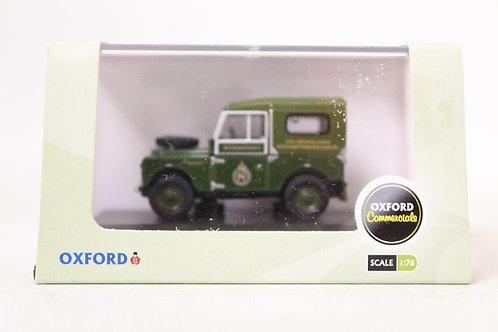 Oxford Land Rover Series 1 'Civil Defence' U8