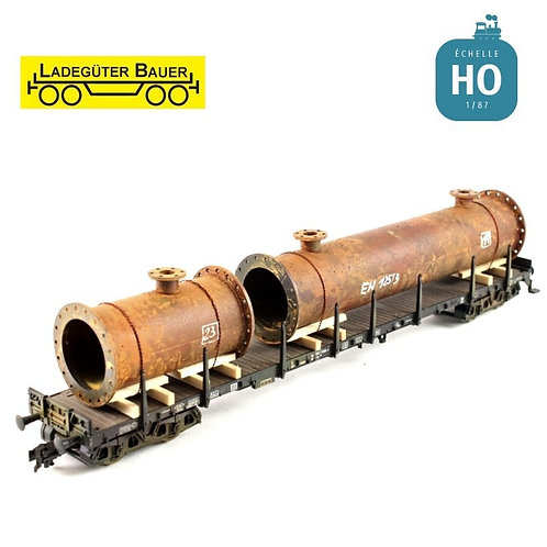 Large Flanged Pipe Loads BAH01017