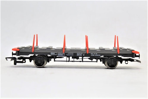 Hornby Flat Bed Bolster Steel Wagon OO E22