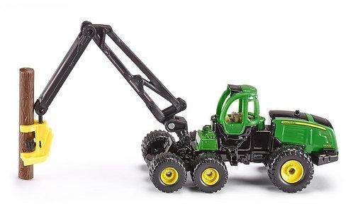 Siku John Deere 1470E Forwarder Log Harvester HO 1/87 (C1)