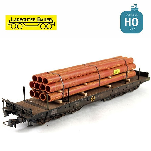 Iron Pipes Load BAH01135