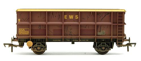 Bachmann 33-438 51T SSA Scrap Wagon 'SR' EWS Weathered OO