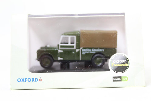 "Oxford Land Rover 109"" 'BR' Canvas Top U8"
