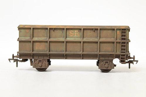 Cambrian Kit Built SR Scrap Wagon 51T Weathered Q7