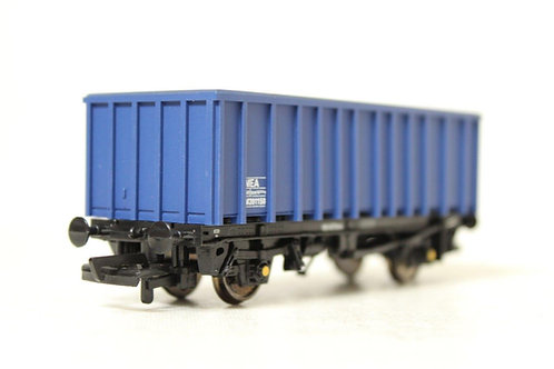 Bachmann 33-377 45t MEA Open Box Wagon Blue N5