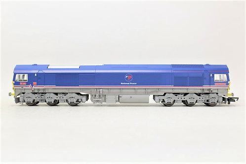 Lima L205292 Diesel Locomotive National Power Class 59206 OO Gauge 1/76 Y5