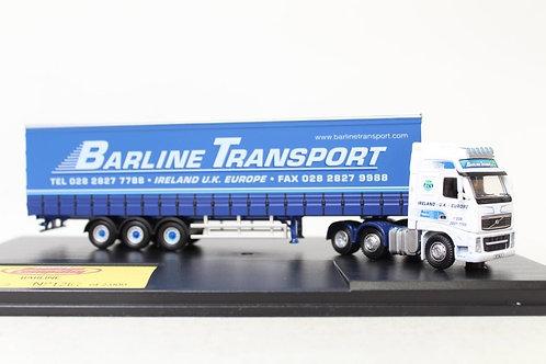 Oxford Volvo Barline Transport Lorry D10