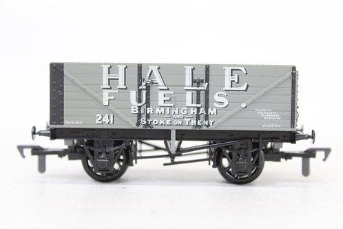 Airfix 'Hale Fuels' 7 Plank Open Wagon N13