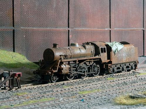 Scrap BR 2-6-0 Steam Locomotive (L1)