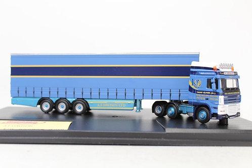 Oxford A F Davison DAF Lorry C8