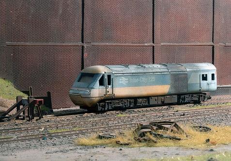 Scrap HST 125 Diesel Locomotive L3