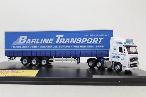 Oxford Volvo Barline Transport Lorry C8