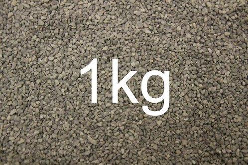 1mm Grey Track Ballast 1KG