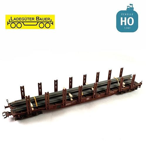 Long Steel Rods Load BAH01144
