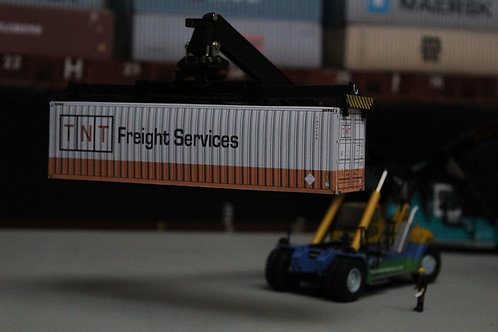 TNT Freight Services 40ft Card Container