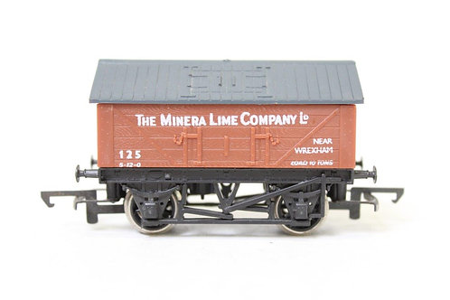 Hornby R.211 Lime Mineral Wagon T6