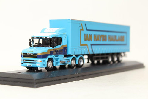 Oxford Scania T cab Ian Hayes Haulage Lorry C13