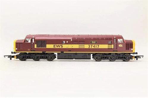 Lima L205266 Diesel Locomotive EWS Class 37417 OO Gauge 1/76