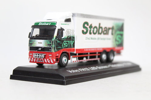 Atlas Oxford Volvo FH12 LED Screen 'Eddie Stobart' Lorry U7