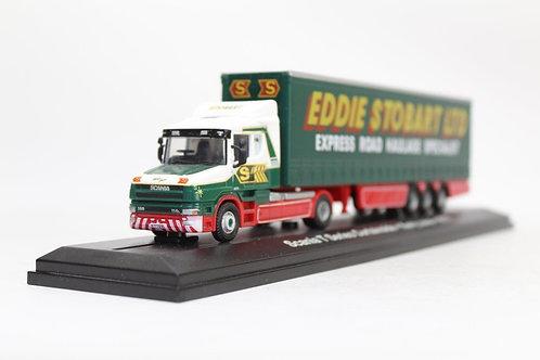 Atlas Oxford Scania T Series 'Eddie Stobart' Curtainside Lorry U7