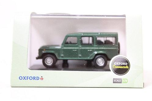 Oxford Green Land Rover Defender U8