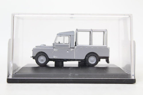 Oxford Land Rover Series 1 Grey M10