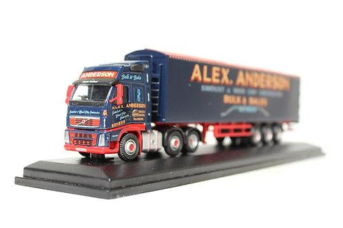 Oxford Alex Anderson Walking Floor Volvo Lorry D8
