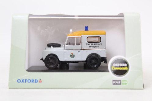 Oxford Land Rover 'Gwynedd Health' U8